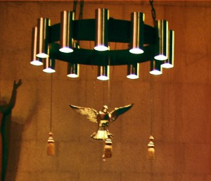 El Sagrario de nuestro Monasterio