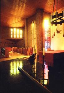 Capilla Monasterio de Santa Lucia